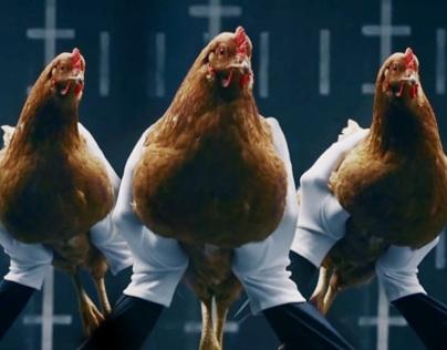 Mercedes-Benz 'Chicken'