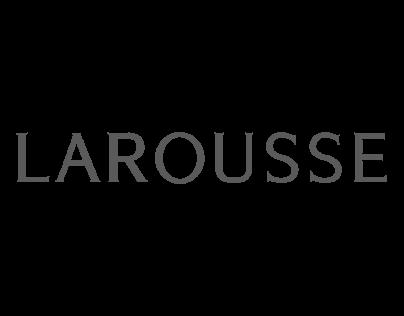 Larousse App   Campaña BTL