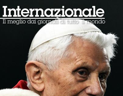 Internazionale   Magazine Restyling