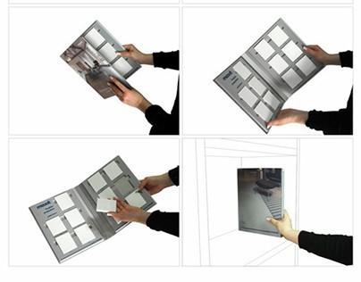 MAXIT GROUP Grout Samples Presentation Folder
