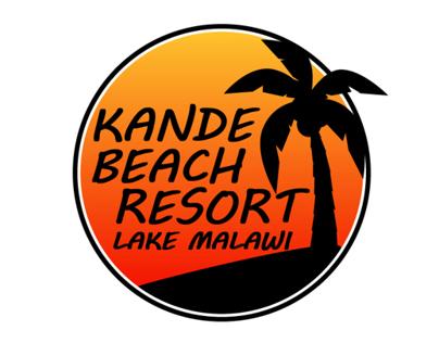 Beach Resort Logo Design Logo Design For Kande Beach