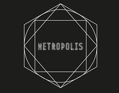 Metropolis Film Release | Art Direction — 2013