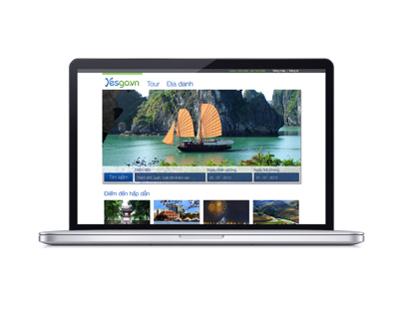 Website Yesgo.vn