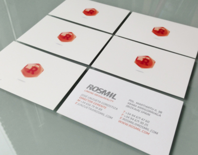 ROSMIL Proyecto Branding