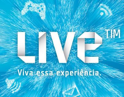 LIVE TIM - Batalha dos Games