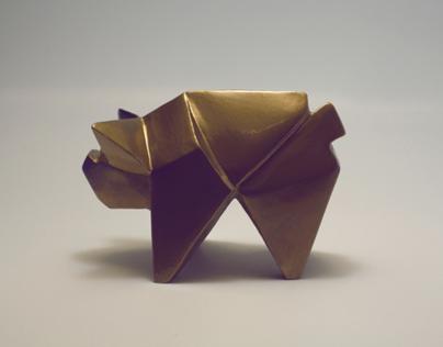 GOLDEN PIG prize