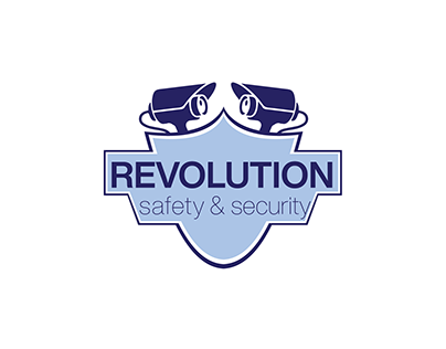Revolution safety and security logo