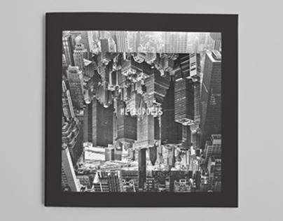 Metropolis Press Book | Art Direction — 2013
