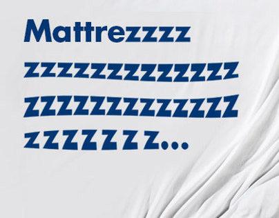 Dunlopillo Mattresses Ad Campaign