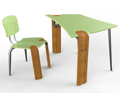 Synthesis - Collaborative Desk