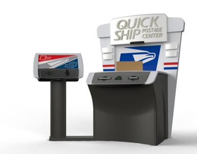 QuickShip Postage Center