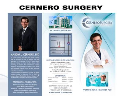 Cernero Surgery