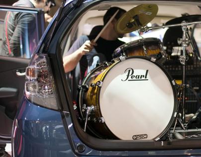 Honda - Salão do Automóvel 2012