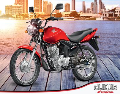 Clique Honda