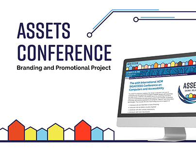 Assets Conference Branding and Promotional Devices