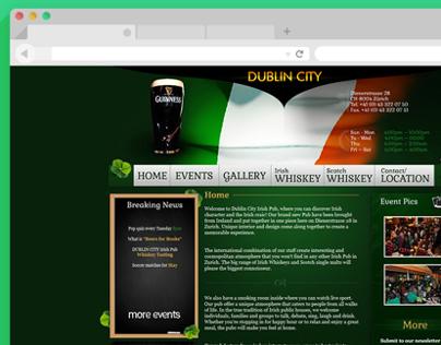 Dublin City Irish PUB