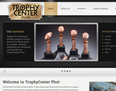 Trophy Center Plus