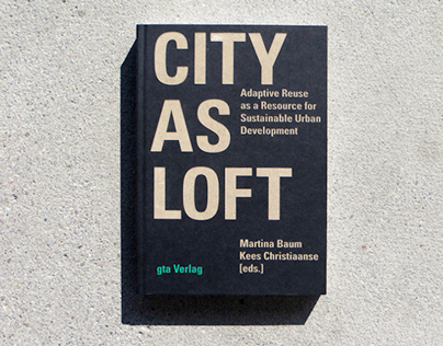 """Lithography for """"City as Loft"""""""