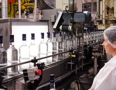 INDÚSTRIA | Destilado