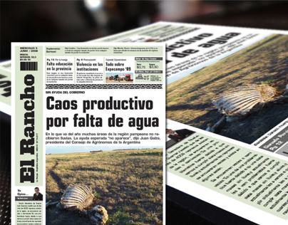 Proyecto editorial para un Diario