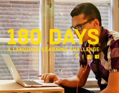 180 Days—A Language Learning Challenge