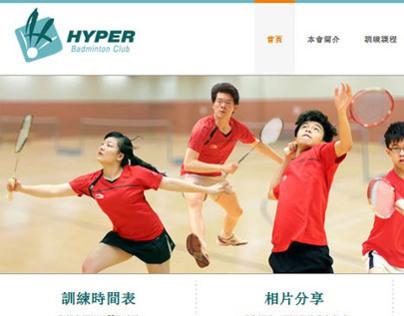 Hyper Badminton Club