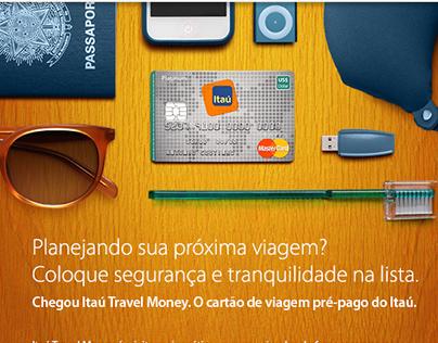 Itaú :: Cartão Travel Money