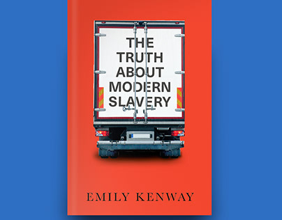 The Truth About Modern Slavery cover design