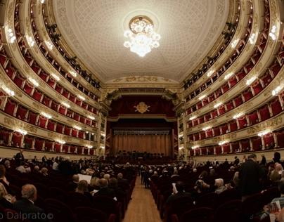 Teatro la Scala, concerto straordinario de LaVerdi