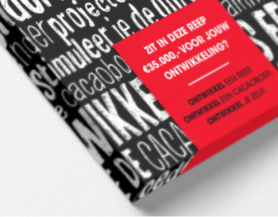 HONEST COCOA packaging design