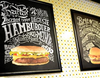 TypesDraw _ Bravo! Prime Burgers
