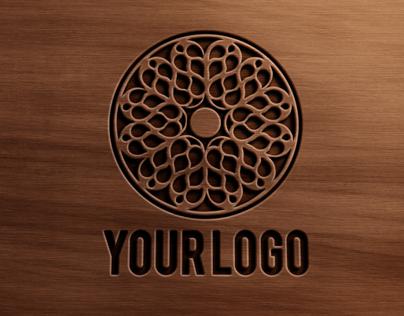 PhotoRealistic Logo Mock-Up