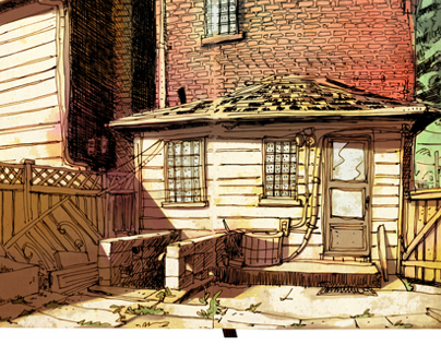 Sketch Book North America