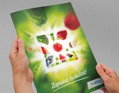 BISS - brochure design