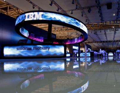 IBM CeBit Hannover 2011 Video Ring Showcase