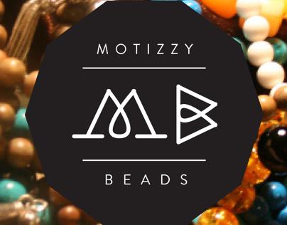Motizzy Beads Branding