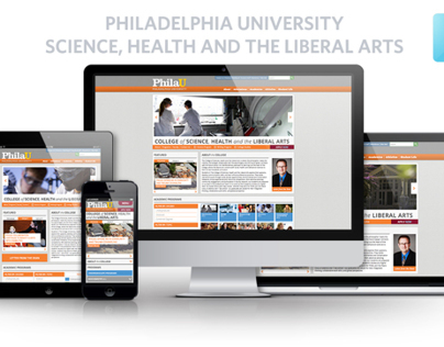 College of Science, Heath and the Liberal Arts Redesign