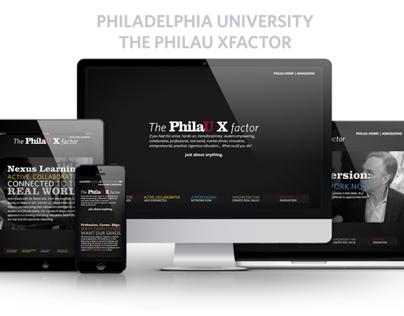 The PhilaU Xfactor