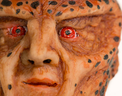 G'Kar Head Miniature
