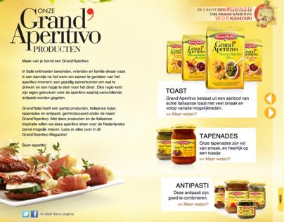 GRAND'ITALIA: New product