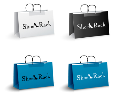 Shoe Rack Logo Design