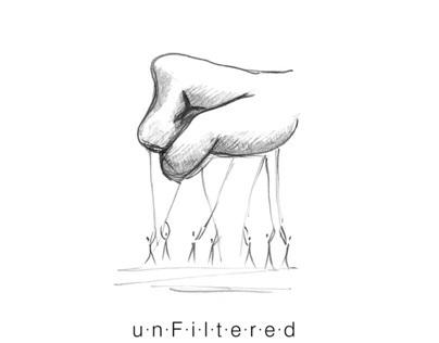 """""""UnFiltered"""" album cover"""
