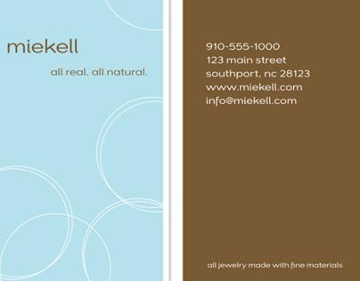 Miekell Multi-purpose Business Card