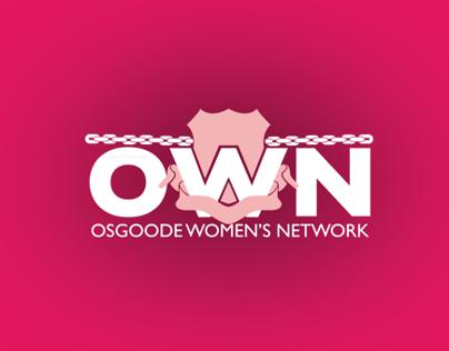 Osgoode Women's Network | Rebrand Concept