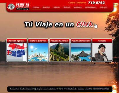 Agencia de Viajes Peruvian Tours Corp