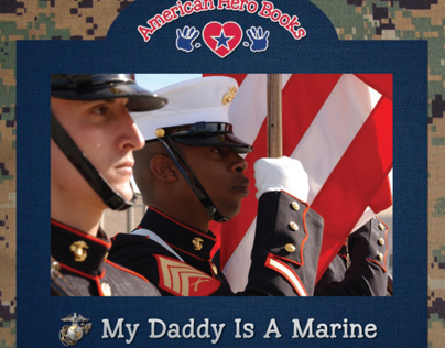 My Daddy Is A Marine Book