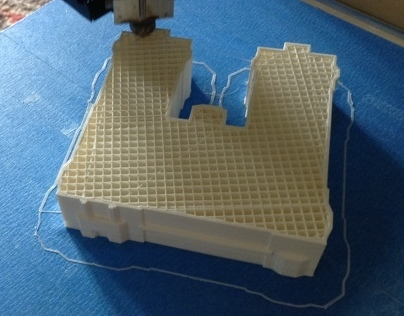 3D Printing Architecture and Dripping Furniture