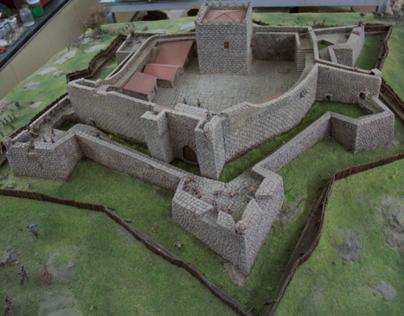 Castelo Lindoso (Maquete)