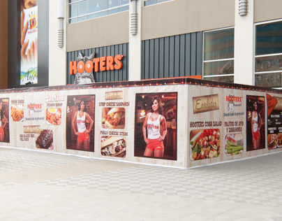 Hooters Guayaquil [dimuto   creative partners]