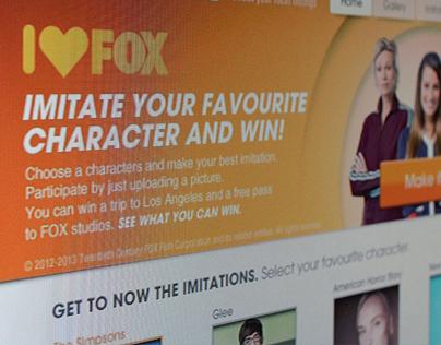 Fox Clones, Facebook App